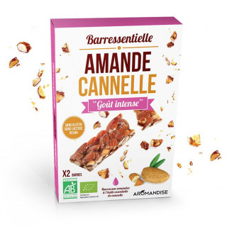 Barressentielle amande cannelle - Aromandise - Packaging