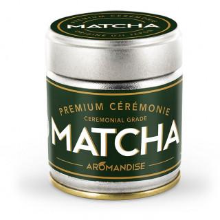 Thé Vert Matcha de Cérémonie - Premium