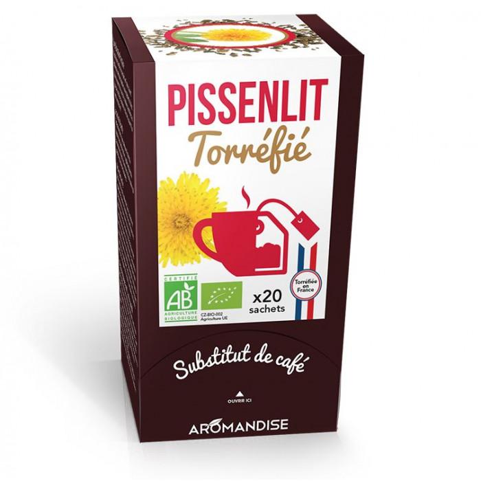 Pissenlit Torréfié - substitut de café - Aromandise - av