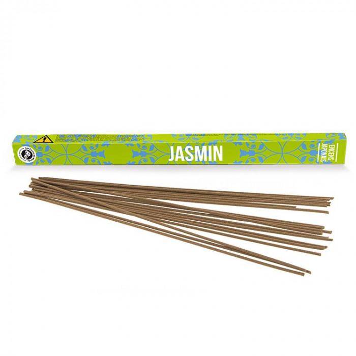 Encens Découverte Jasmin - Les Encens du Monde - Aromandise - packaging av