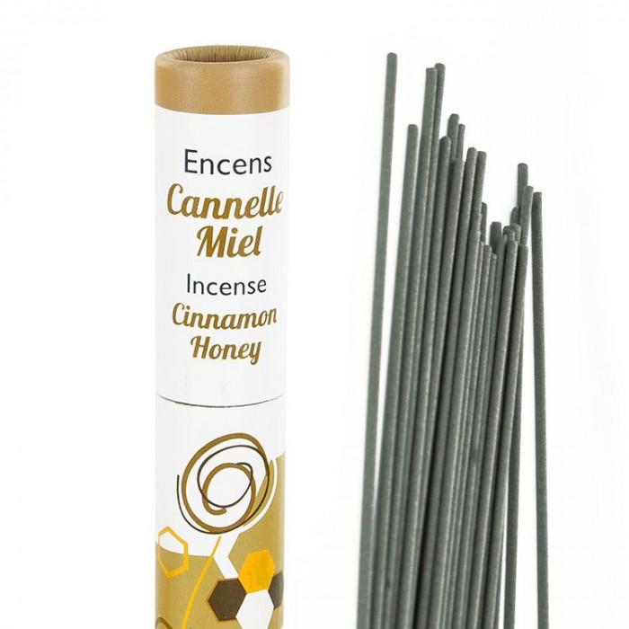 Herbosense Cannelle, Miel, Fenouil - Les Encens du monde - Aromandise - packaging