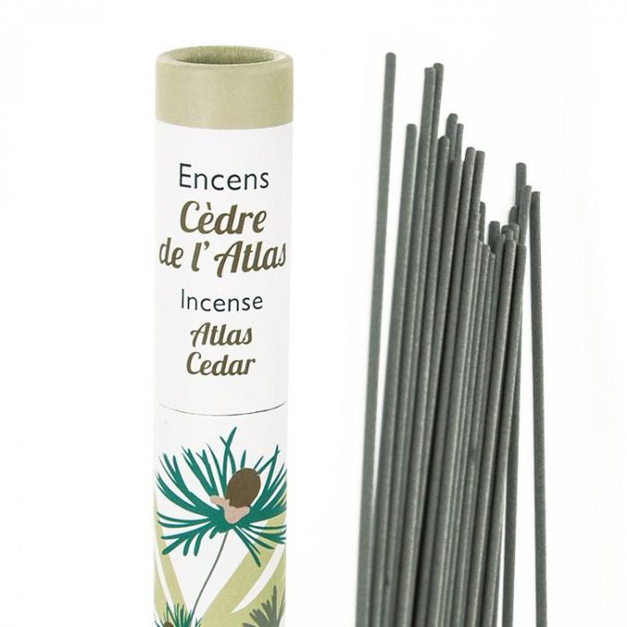 Herbosense Cèdre de l'Atlas - Les Encens du Monde - Aromandise - packaging