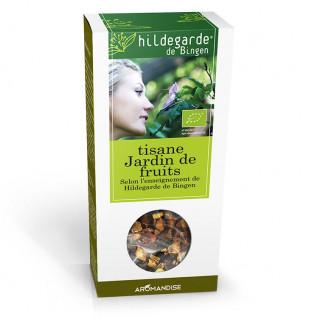 Tisane jardin de fruits Hildegarde vrac - Hildegarde de Bingen - Aromandise - produit
