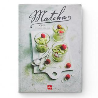 Livre de Recettes Matcha par Cléa - Aromandise - couverture