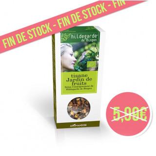 Tisane jardin de fruits Hildegarde vrac - Hildegarde de Bingen - Aromandise - promo