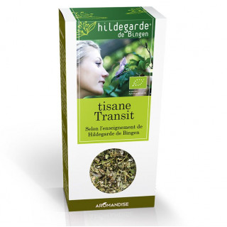 Tisane transit - Hildegarde - Aromandie - packaging