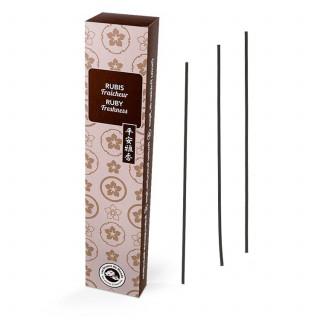 Rubis - Karin - Encens japonais - Les Encens du Monde - Aromandise - produit