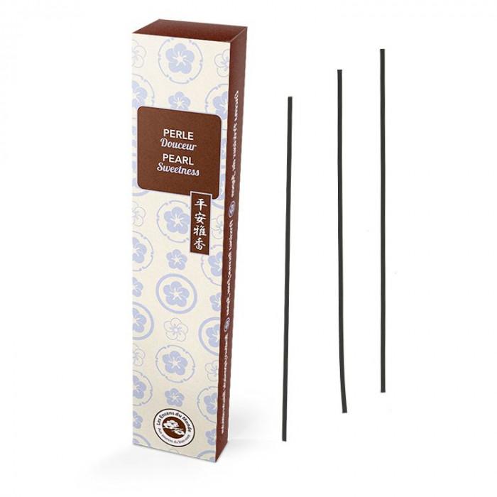 Perle - Karin - Encens japonais - Les Encens du Monde - Aromandise - packaging