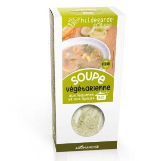 Soupe végétarienne - Hildegarde de Bingen - Aromandise - produit