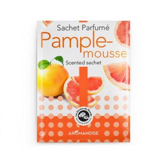 Sachet parfumé - Pamplemousse - Aromandise - packaging