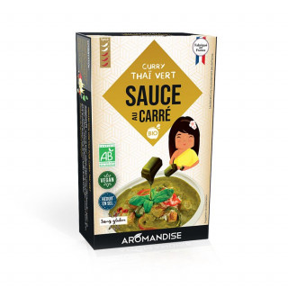 Sauce au Carré Curry Thaï