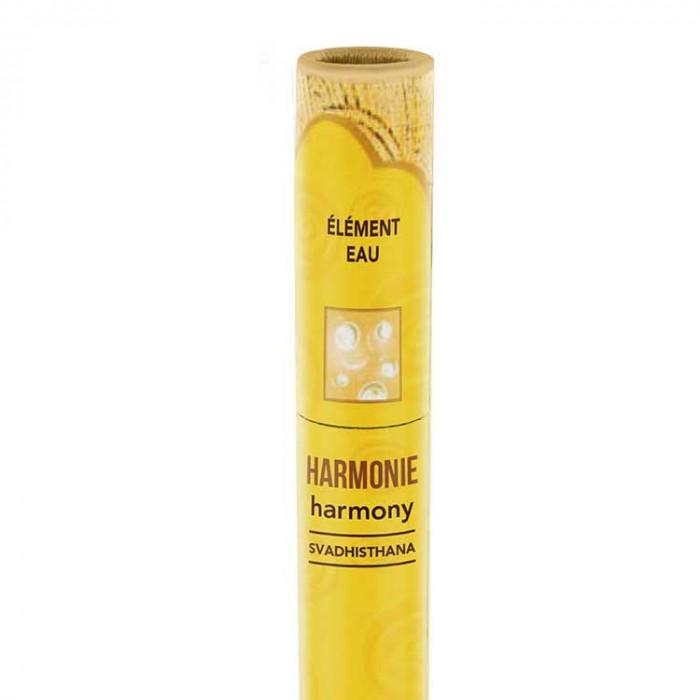 Harmonie - encens ayurvedique - les encens du monde - Aromandise - packaging