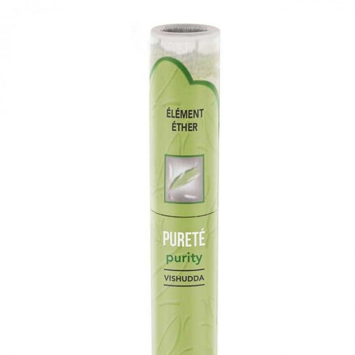Purete - encens ayurvédique - les encens du monde - Aromandise - packaging