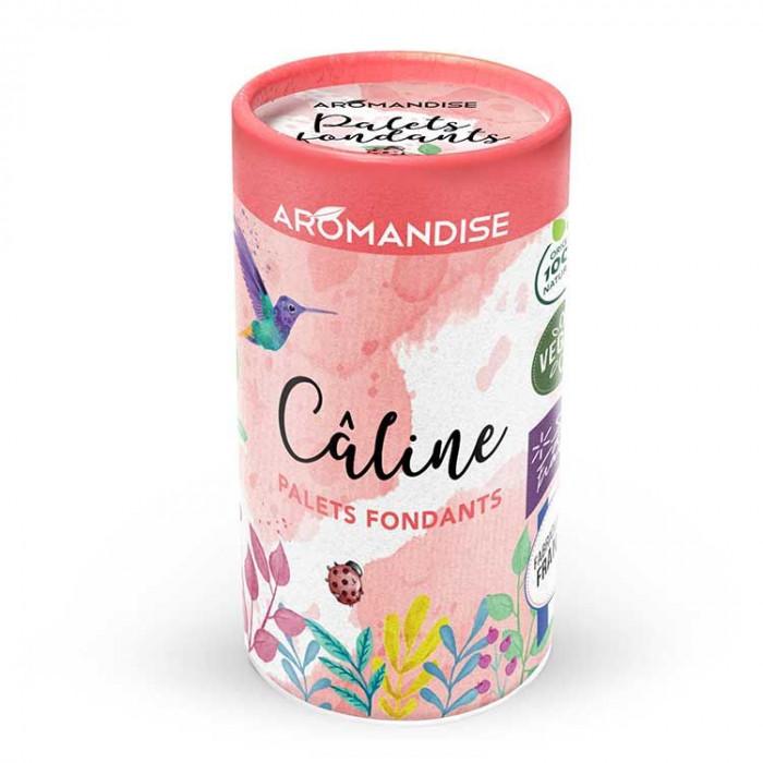Palets fondants Câline - Aromandise - packaging