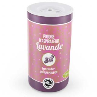 Poudre d'aspirateur lavande - Senteurs à vivre - Aromandise - Produit