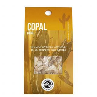 Copal - résines - Les Encens du Monde - Aromandise - packaging av