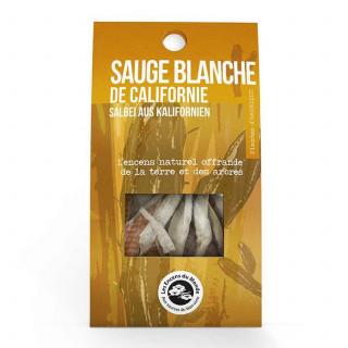 Sauge de Californie - résines - Les Encens du Monde - Aromandise - packaging av