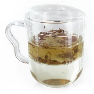 Muggie en verre - Aromandise - vue utilisation