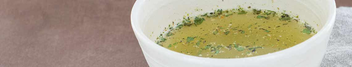 Soupes et potages bio