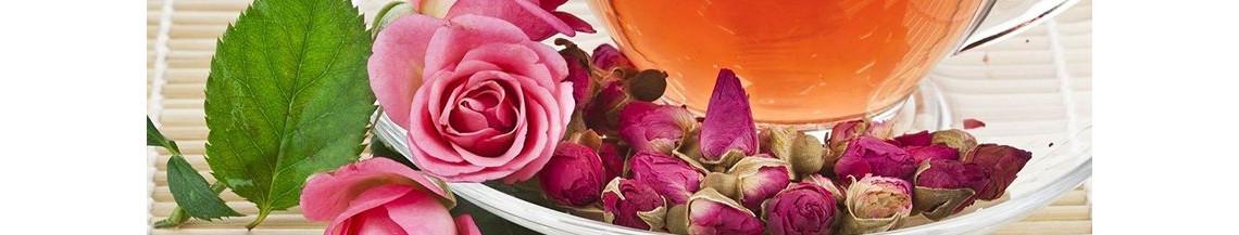 Thés aux Fleurs et épices