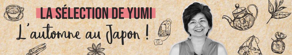 La Sélection de Yumi du mois d'Octobre !